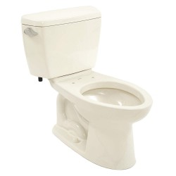 Toto - CST744S#12 - Drake Two Piece Tank Toilet, 1.6 Gallons per Flush, Sedona Beige