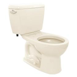 Toto - CST743S#12 - Eco Drake Two Piece Tank Toilet, 1.6 Gallons per Flush, Sedona Beige