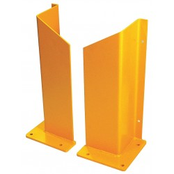 Encore Commercial / Post Guard - STGWM-48YL - 10W x 10H Steel Door Track Guard