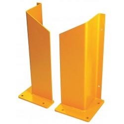Encore Commercial / Post Guard - STGWM-48YL - 10W x 10H Steel Door Track Guard