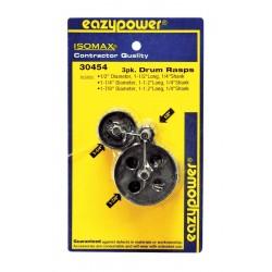 Eazy Power - 30454 - Rotary Drum Rasp, 1/2, 1-1/4, 1-7/8 Dia.