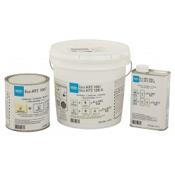 Tennant - 9002617 - Clear Urethane Activator and Finish Kit, Satin Finish, 500 sq. ft./gal. Coverage, Size: 1.09 gal.