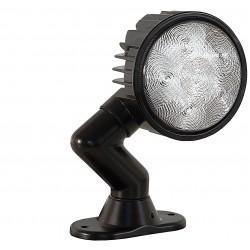 Buyers - 1492125 - Flood Light, Round, LED, 1350 Lumens