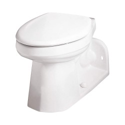 Gerber - HE-21-374 - Toilet Bowl, Floor with Back Outlet Mounting Style, Elongated, 1.28 Gallons per Flush