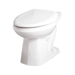 Gerber - HE-21-372 - Toilet Bowl, Floor Mounting Style, Elongated, 1.28 Gallons per Flush