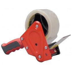 3m - Hr80 - Tape Dispenser, 2, Red/blk, Metal/plast