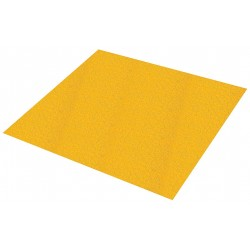 Rust-Oleum - 271814 - Yellow, Plastic/Fiberglass Antislip Sheet, Installation Method: Adhesive or Fasteners, Square Edge T