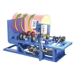 Morse - 456-A - Drum Roller, Stationary, Pneumatic, 40 psi