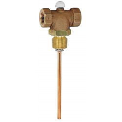 Watts Water Technologies - LF210-5-M2 - Automatic Temperature Gas Shutoff Valve, 150, 000 Natural Gas, 243, 000 LP Gas BtuH, 150 psi, 8 Therm