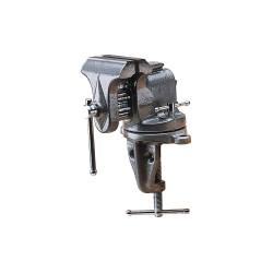 Wilton - 153 - Bench Vise Clamp-On Base, 3IN Jaw ,