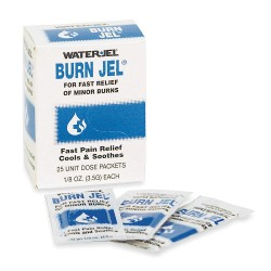 Water-Jel - 049050 - Burn Gel, 0.125 oz. Box