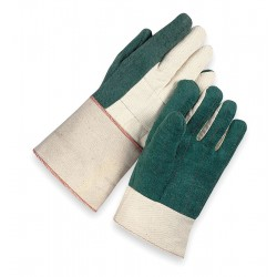 Wells Lamont - Y6302L - Heat Resistant Gloves, Cotton, 400°F Max. Temp., Men's L, PR 1