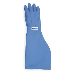 National Safety Apparel - G99CRBEPMDSH - Waterproof Cryogenic Gloves, Size M, 26 to 27 Length