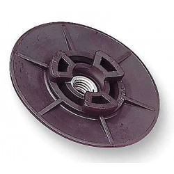 3M - 88743 - 3M 88743 Disc Pad Hub 88743, 2-1/2 in 5/8-11 Internal For Short Shaft Tool, 10 per case