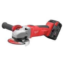 Milwaukee Electric Tool - 0725-21 - 4-1/2 M28 Cordless Angle Grinder Kit, 28.0 Voltage, 8000 No Load RPM, Battery Included