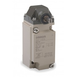 Omron - D4A1103N - Rotary, No Lever Heavy Duty Limit Switch; Location: Side, Contact Form: SPDT, CW, CCW Movement