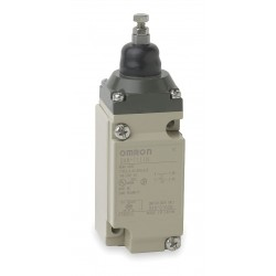 Omron - D4A1111N - Plunger Heavy Duty Limit Switch; Location: Top, Contact Form: SPDT, CW, CCW Movement