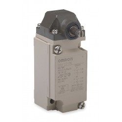 Omron - D4A2717N - Rotary, No Lever Heavy Duty Limit Switch; Location: Side, Contact Form: DPDT, CW, CCW Movement