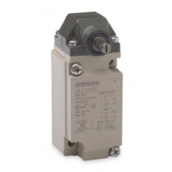 Omron - D4A2918N - Rotary, No Lever Heavy Duty Limit Switch; Location: Side, Contact Form: DPDT, CW, CCW Movement
