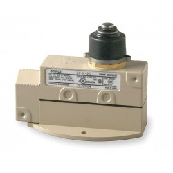 Omron - ZVN2S - Plunger General Purpose Limit Switch; Location: Top, Contact Form: SPDT, Top Movement