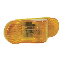 Grote - 52193 - Economy Oval Side Turn/Marker Lamp