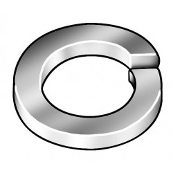 Other - U37020.021.0001 - Split Lock Washer, Bolt #12, CS, PK100
