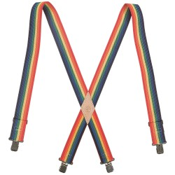 Klein Tools - 60223B - Klein Elastic-Back Suspenders (60223B)