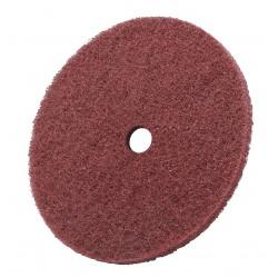 Scotch-Brite - 00669 - 6 Non-Woven Fiber Disc, 1/2 Mounting Hole Size, Very Fine Grit Aluminum Oxide, 100 PK
