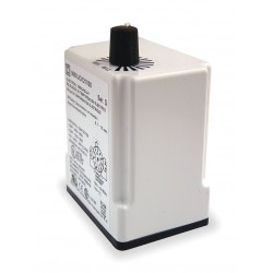 Square D - 9050JCK21V14 - Time Delay Relay, 24VAC/DC Coil Volts, 10A Contact Amp Rating (Resistive), Contact Form: DPDT