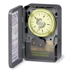 Intermatic - C8815 - Cycle Timer, 120VAC Input Voltage, 20 Amps, 5 sec. Min. Time Setting