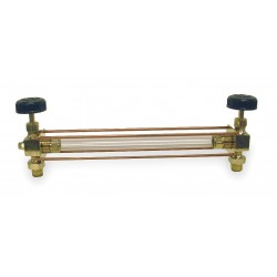 Apollo Valves - 2550200 - 1/2 Pipe Size Water Gauge, Max. Pressure 400 psig at 100F, Composition Wheel, Includes: Needle Dra