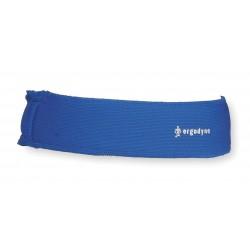 Ergodyne - 12425 - Headband, Terrycloth, Blue, Universal
