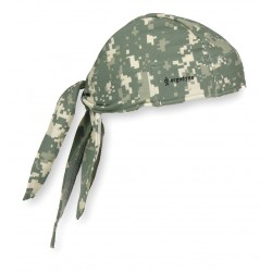 Ergodyne - 12478 - Chill-its 6615 High Performance Dew Rag Camo