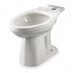 Gerber - 21-377 - Toilet Bowl, Floor Mounting Style, Elongated, 1.10/1.60 Gallons per Flush