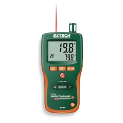 Extech Instruments - MO295 - Extech MO295 Inspectorpro Pin/Pinless Moisture Psychrometer with Memory