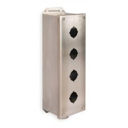Telemecanique / Schneider Electric - 9001KYSS4 - Pushbutton Enclosure, 1, 3, 4, 4X, 13 NEMA Rating, Number of Columns: 1