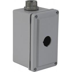 Telemecanique / Schneider Electric - 9001SKY1 - Pushbutton Enclosure, 1, 3, 4, 4X, 13 NEMA Rating, Number of Columns: 1