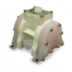 Blagdon Pump / Warren Rupp - WR10PP5BPP9. - Polypropylene PTFE Multiport Double Diaphragm Pump, 5 gpm, 100 psi