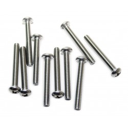 Acorn Aqua - 0116-012-001 - Phillips Round Head Screws