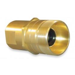 Eaton Electrical - 5100-S2-16B - 1-11-1/2 Brass Hydraulic Coupler Body, 1 Body Size
