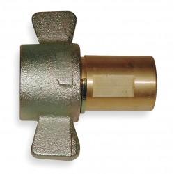 Eaton Electrical - 5100-S5-16B - 1-11-1/2 Brass Hydraulic Coupler Body, 1 Body Size