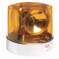 Grote - 76203 - Compact Strobe, Yellow, Perm, Sealed Beam