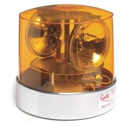 Grote - 76223 - Strobe Light, Amber, Perm, Sealed Beam