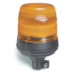 Grote - 76963 - Flex Base Strobe, Yellow, DIN, Flash Tube