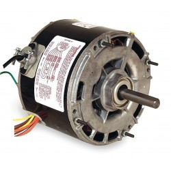 A.O. Smith - 174A - Mtr, PSC, 1/6 HP, 1625 RPM, 208-230V, 48Y, OAO