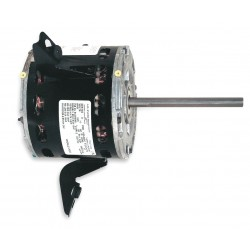 A.O. Smith - 753A - 1/3 HP Direct Drive Blower Motor, Permanent Split Capacitor, 1075 Nameplate RPM, 115 Voltage