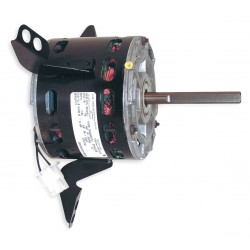 A.O. Smith - 754A - 1/2 HP Direct Drive Blower Motor, Permanent Split Capacitor, 1075 Nameplate RPM, 115 Voltage