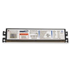 GE (General Electric) - GE432-MV-PS-L - Electronic Ballast, 32 Max. Lamp Watts, 120/277 V, Programmed
