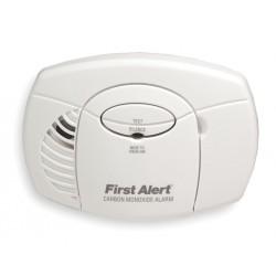 First Alert - CO400B - Carbon Monoxide Alarm with 85dB @ 10 ft., Chirp Audible Alert; (2) 9V Batteries