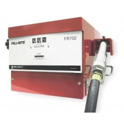 Fill-Rite - FR702VR - 1/3 HP Cast Iron Rotary Vane Manual Fuel Transfer Pump, 17 GPM, 115VAC
